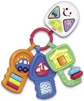 LLAVERO APRENDIZAJE FISHER PRICE DI