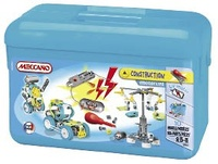 MALETIN MECCANO MOTORIZED 100 PZ D