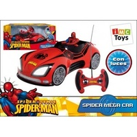 MEGA-SPIDER CAR R/C.SPIDERMAN