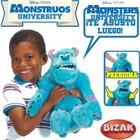 MI COLEGA ASUSTADOR SULLEY MONSTRUO