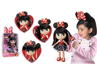 MI GRAN I LOVE MINNIE PEINADOS