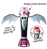 MICRO MONSTRUOSO MONSTER HIGH