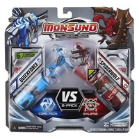 MONSUNO BATTLE PACK 2 CORES