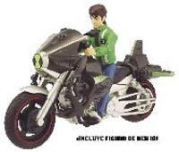 MOTO DE BEN 10 ULTIMATE ALIEN D
