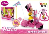 MOTO SCOOTER R/C.MINNIE