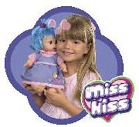 MUÑECA MISS KISS SURTIDAS D