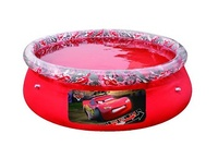 PISCINA CHAMPION CARS 244X66 CM.