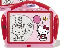 PIZARRA MAGNETICA HELLO KITTY DI