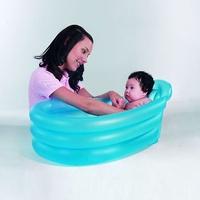 Piscina hinchable para bebes con medidas 79x51x33cm