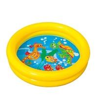 Piscina hinchable para niños y bebes con medidas 61x15cm