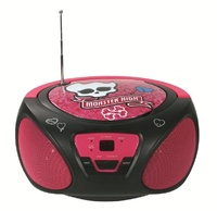 RADIO CD MONSTER HIGH