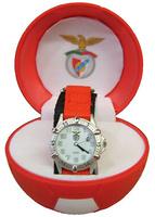 Reloj Pulsera Benfica Infantil Velcro