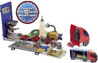 SPIDER CAMION PLAYSET SPIDERMAN