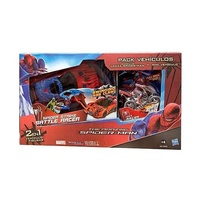 SUPER PACK VEHICULOS SPIDERMAN