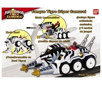TANQUE TIGRE POWER RANGER