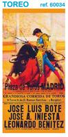 TOALLA DE PLAYA TOREO 60034