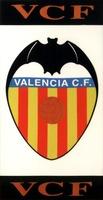TOALLA PLAYA ESCUDO VALENCIA C.F.