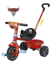 TRICICLO BE FUN CARS 2 SMOBY