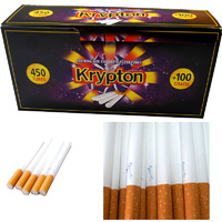 TUBOS DE CIGARRILLO KRYPTON 550 UNIDADES