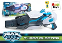 TURBO BLASTER MAX STEEL