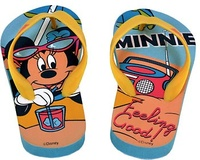 ZAPATILLA PLAYA DEDO MINNIE