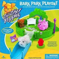 ZHU ZHU PUPPIES PLAYSET+1PUPPIES